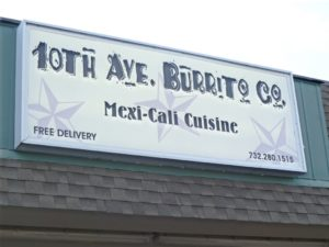 10th Ave. Burrito Co.
