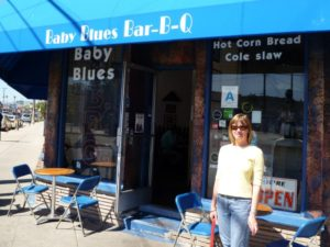 Baby Blues Bar-B-Q