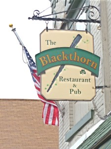 The Blackthorn Sign