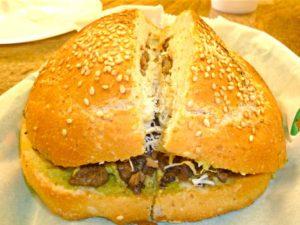 Carne Asada Cemita