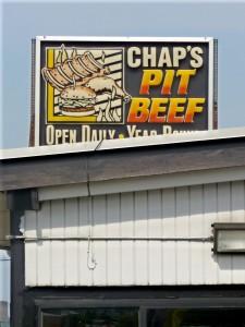 Chap's Pit Beef