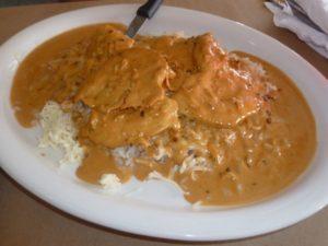 Chicken Adobo at 10th Ave. Burrito Co.