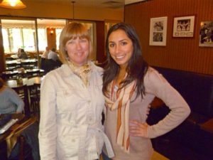 Anna with Deesa