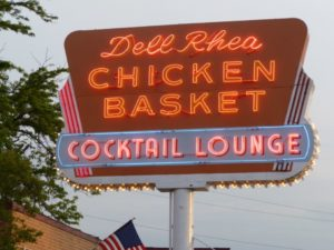 Dell Rhea Chicken Basket