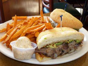 Kodiak Roast Beef Sandwich