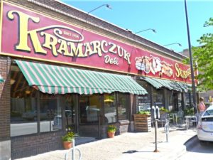 Kramarczuk Storefront