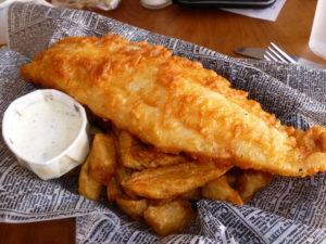 Santa barbara for Mac s fish and chips