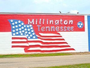 Millington, Tennessee Mural
