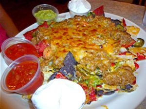 Nachos at the Nook