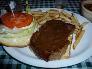 Meatloaf Sandwich at Giusti's