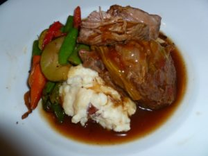 French Pot Roast - At Last Cafe