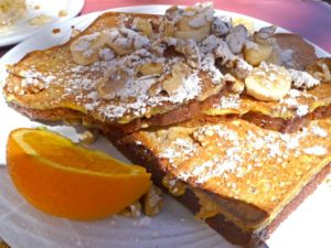 French Toast at Ruth's