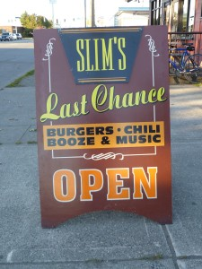 Slim's Last Chance Chili Shack
