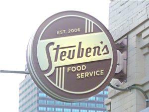 Steuben's Sign