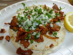 Taco Adobada at Lito's