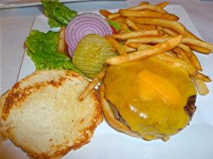 Kobe Burger at The Kitchen