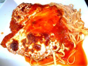 Vitella Parmigiana