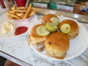 Sliders at White Manna