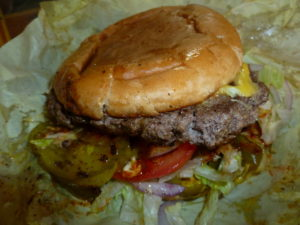 Firehouse Burger