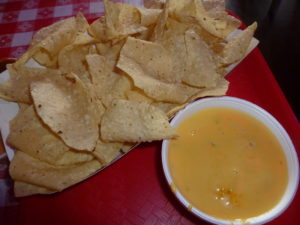 Queso and Chips