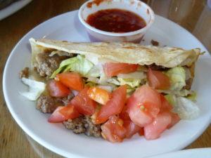 Taco at Tecolote