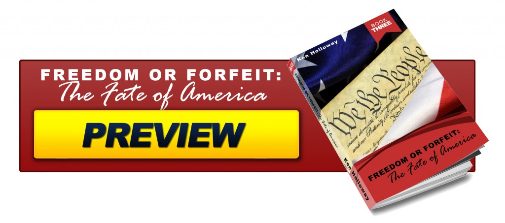 Freedom Or Forfeit: The Fate Of America